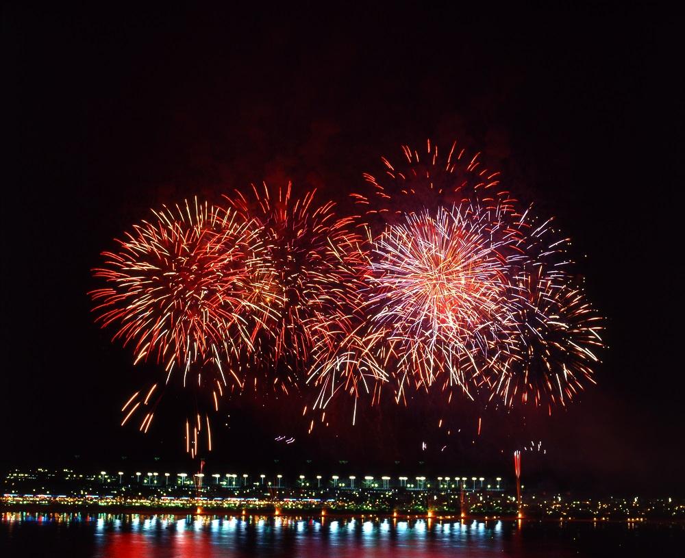 琉球海炎祭2019は、宜野湾で開催される人気の花火大会!