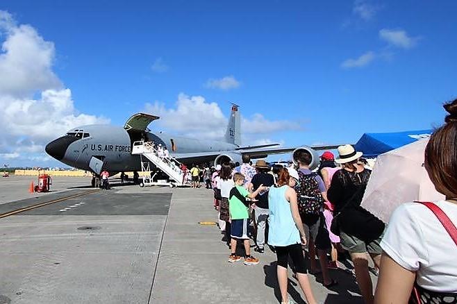 2018年沖縄米軍基地内で開催されるイベントはこれだ!