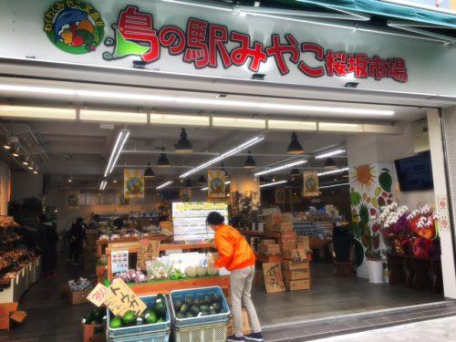 今、注目の那覇で宮古島直送品が買えるおすすめの桜坂市場
