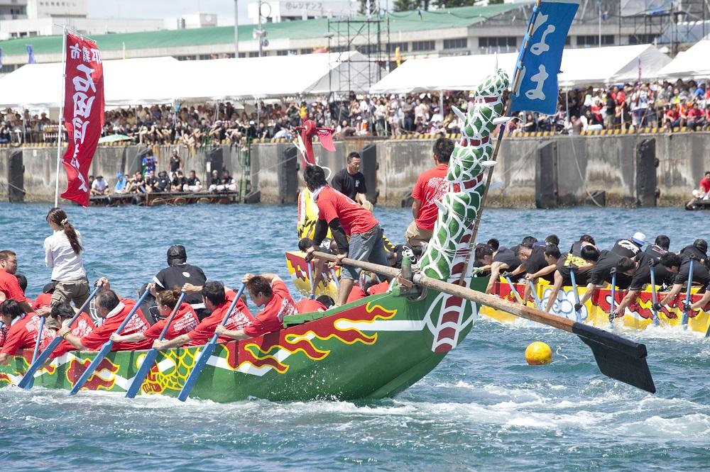 沖縄各地で開催、那覇ハーリー~糸満ハーレー~名護ハーリー2019