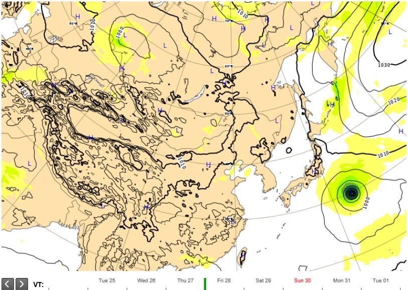 台風の大きさや進路で事前に対策が可能