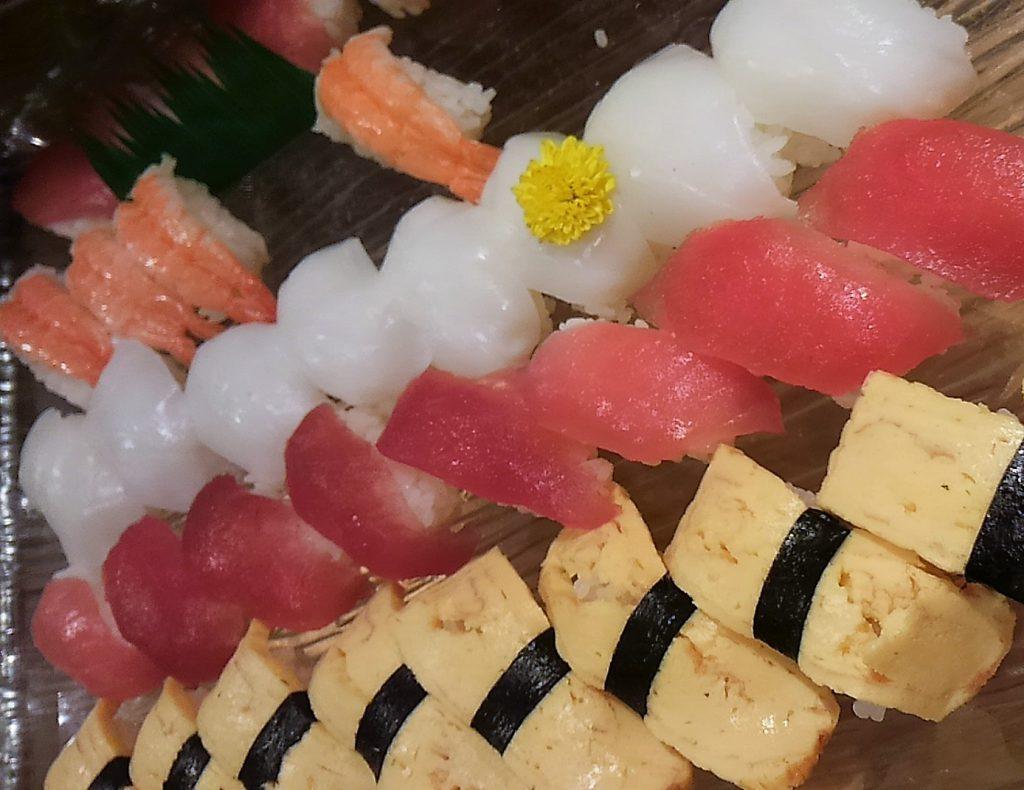 リザンの寿司