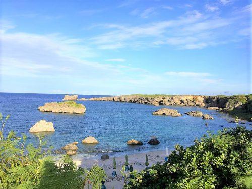 下地島中の島海岸