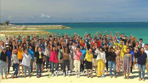 琉球泡盛で「盛り泡ろう!」100人の泡盛ファンが踊るPV