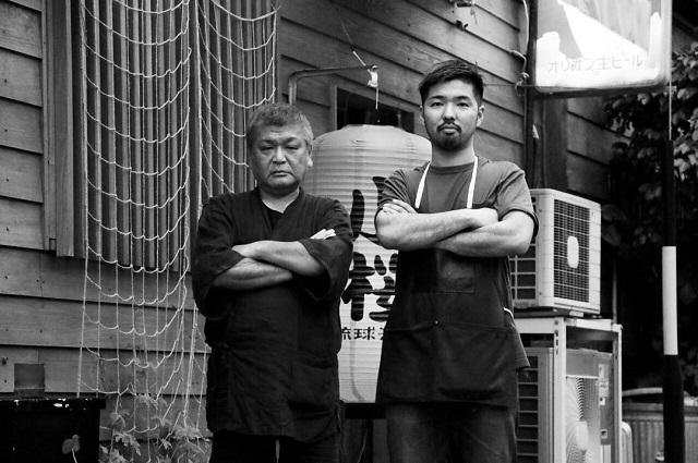 那覇竜宮通りの小料理「小桜」はファンが集まる1955年創業の老舗。