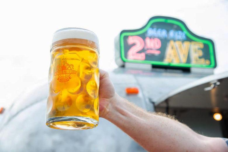 沖縄オクトーバーフェストで世界のビールで乾杯!