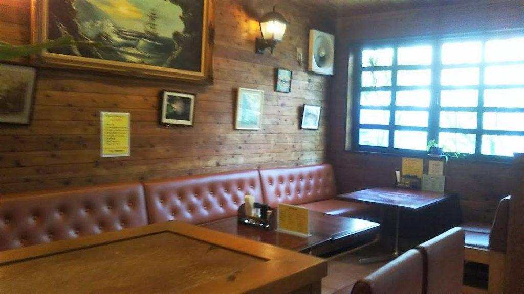 昔ながらの喫茶店茶話館