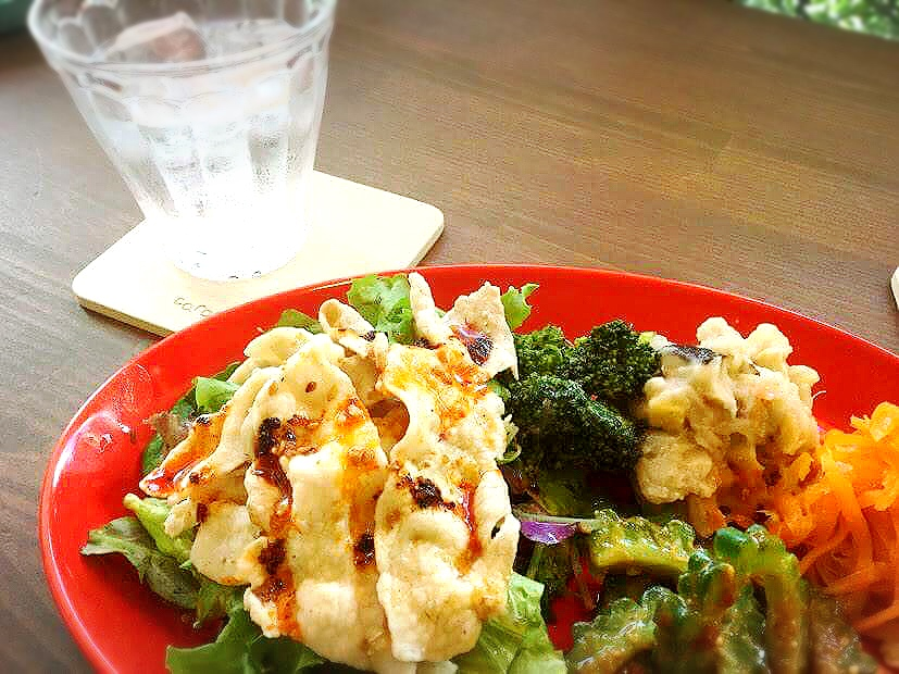 こぺんぎん食堂→オレンジキッチンへ!至福のお昼ごはんはいかが?