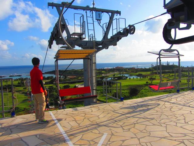 【珍百景?違和感ハンパない!】宮古島にスキー場のリフトがあるのを知っていますか?