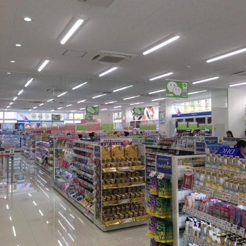 沖縄にある北海道のアンテナショップ「北海道くらし百貨店」ドラッグストアサツドラ