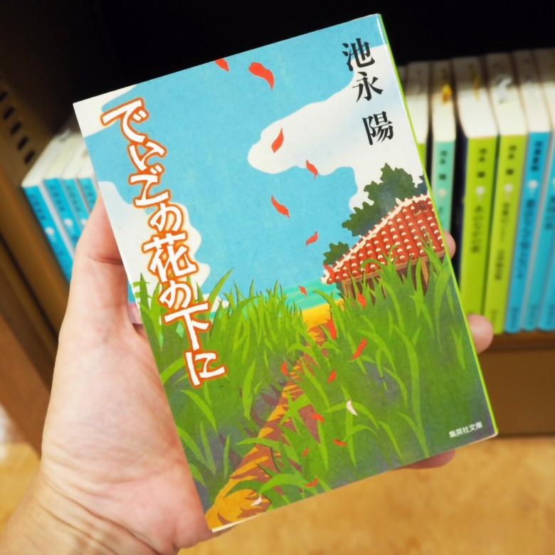 沖縄小説はデイゴの花の下に