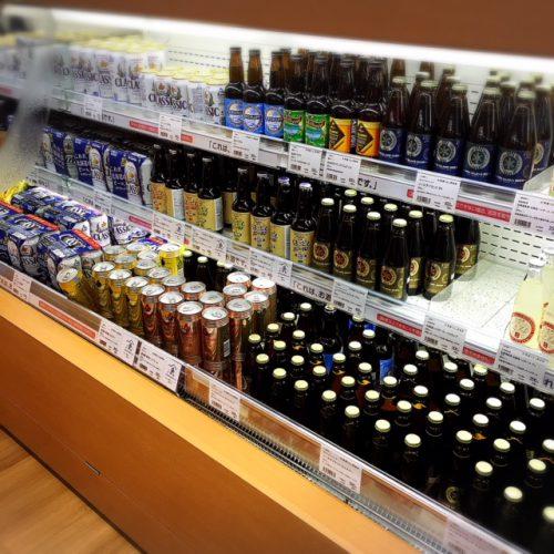 沖縄にある北海道のアンテナショップ「北海道くらし百貨店」北海道クラフトビール