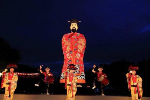 読谷村むら咲むらで楽しむ、琉球ランタンフェスティバル2019-2020