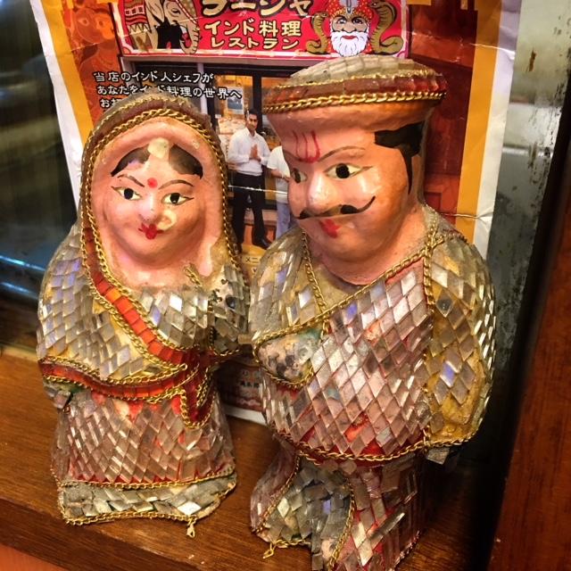 カレーと落語とベリーダンス?!インド料理レストランRAJA