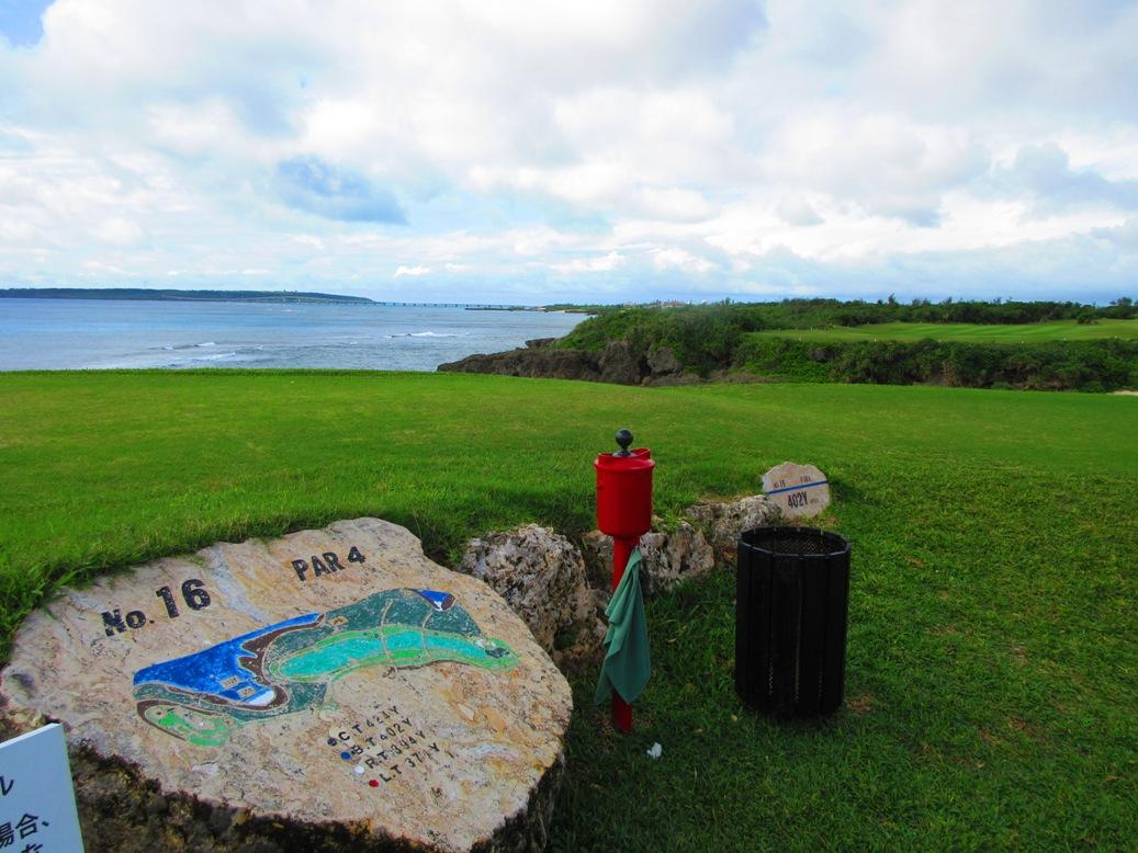 【沖縄のゴルフ場実録レポート】エメラルドコーストゴルフリンクス(宮古島)