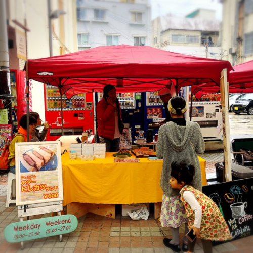 サンライズ那覇商店街の「サンライズマーケット」は沖縄が創る都市型マルシェ