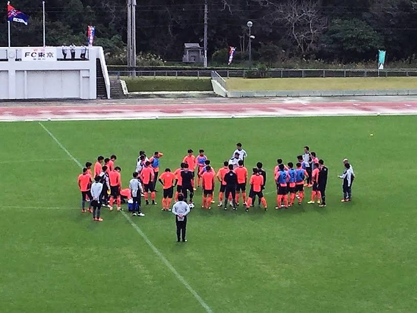 沖縄キャンプはプロ野球だけじゃない、サッカー、陸上