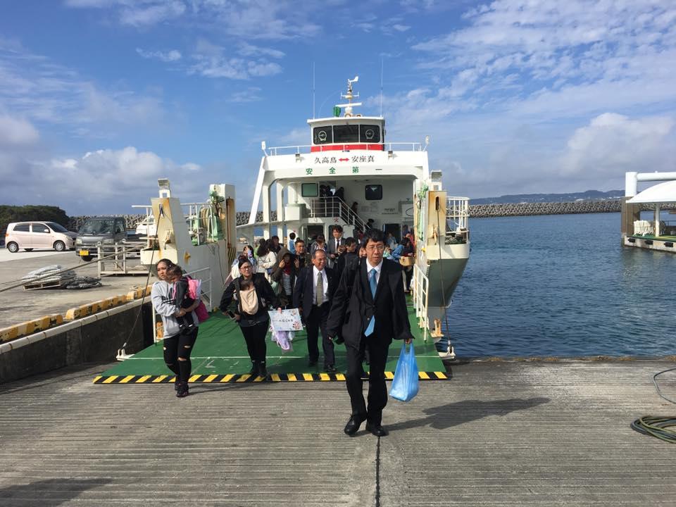 沖縄・久高島でもう一つの正月を迎えました