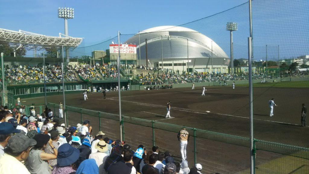 日ハムvs阪神練習試合