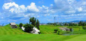 清明祭(シーミー)に人が集まるゴルフ場がある-大西テェラス