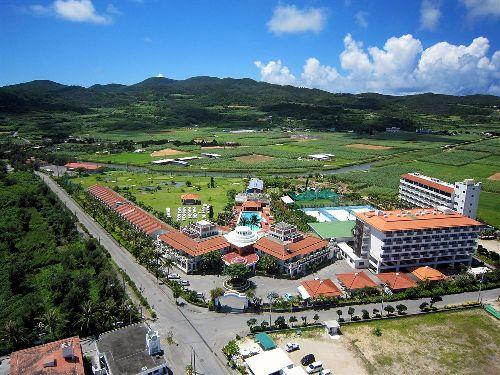 久米島のリゾートホテル久米アイランド