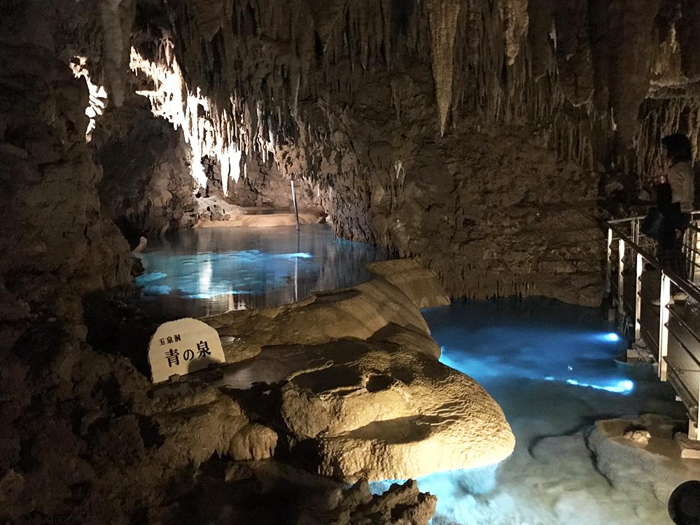 沖縄で最も美しい鍾乳洞「玉泉洞」inおきなわワールド