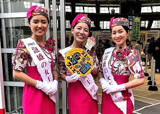 沖縄の地酒・泡盛の祭典「島酒フェスタ」に行ってきました♪