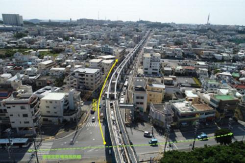 那覇空港から浦添へ!ゆいレールは2019年春延長!
