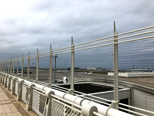 那覇空港の見学者デッキはどこで見るのが最高