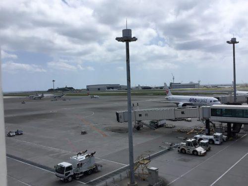 ありがとう安室ちゃん!アムロジェットを見るなら那覇空港がベスト