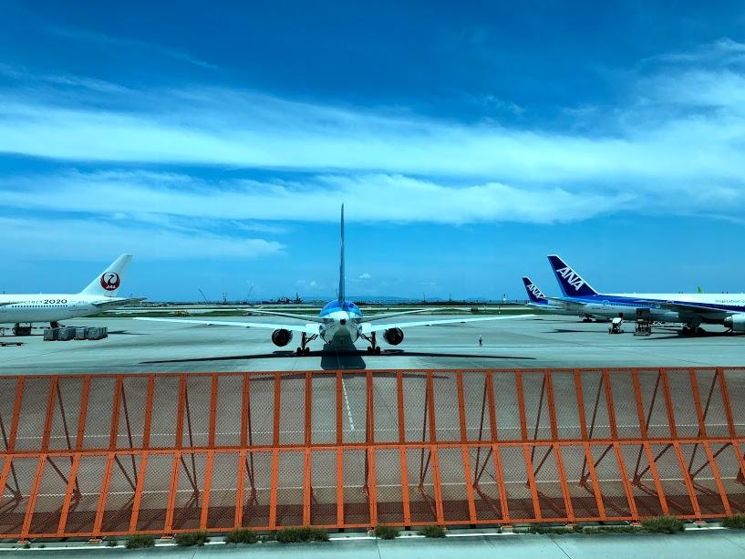 那覇空港の見学者デッキはどこで見るのが最高!?