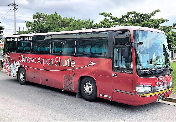 沖縄エアポートシャトルバスで本島北部へ乗り放題PASS!