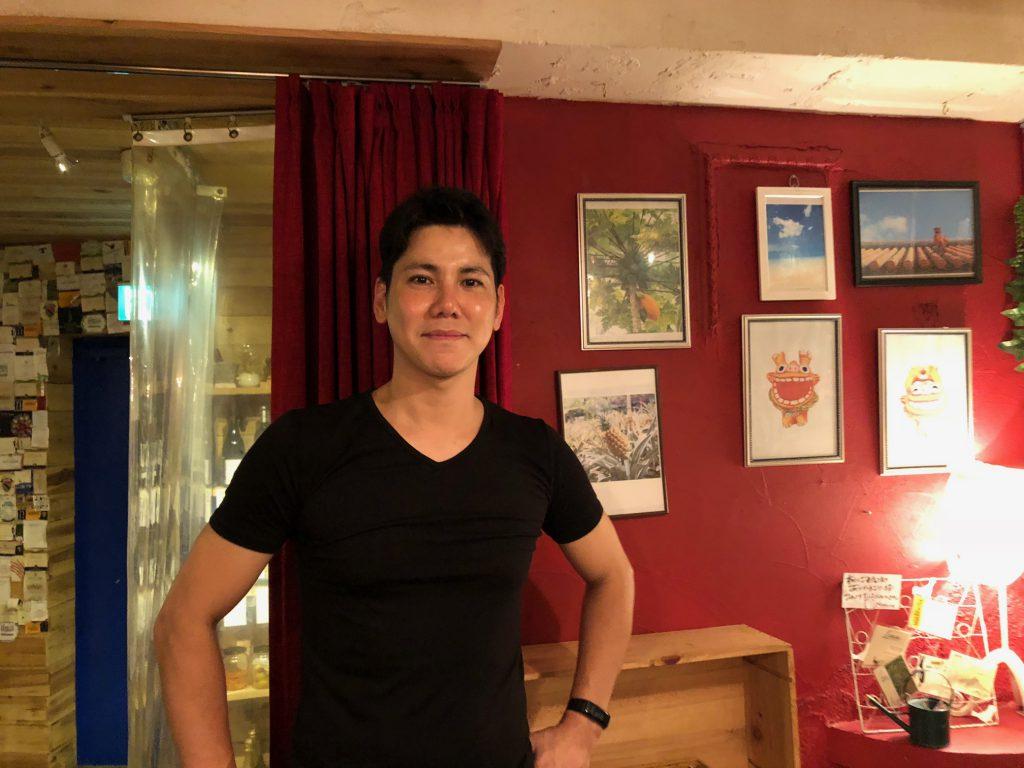 東京三軒茶屋の琉球と南欧のおしゃれな融合「琉球ビストロ ナチュール」店長