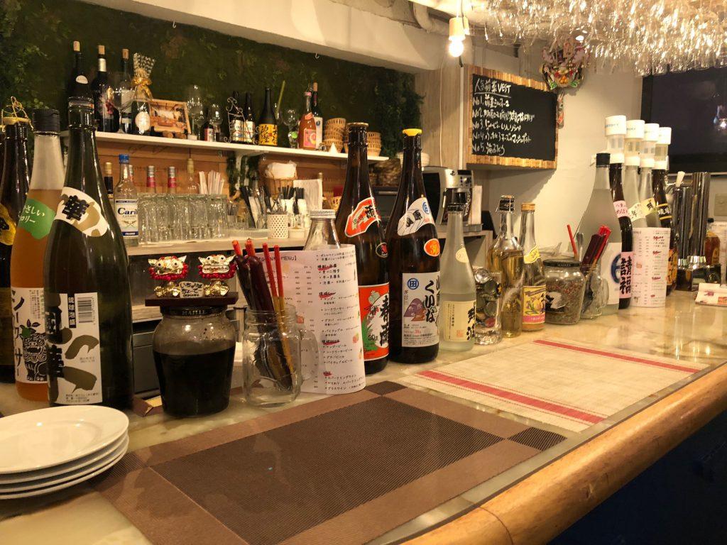 東京三軒茶屋の琉球と南欧のおしゃれな融合「琉球ビストロナチュール」