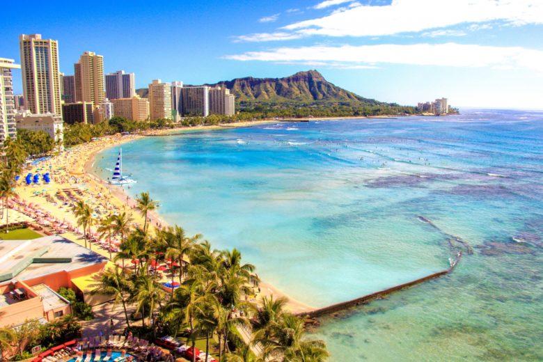 ハワイは日焼け止めクリーム禁止に