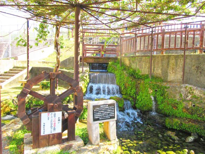 夏は湧水!冷え冷えの泉で涼もう!糸満市・与座ガー