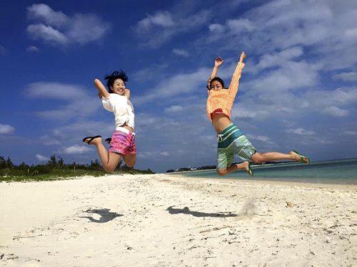【旅のテレビ】7/28 0時「 世界さまぁ~リゾート」に久米島が!イーフビーチ