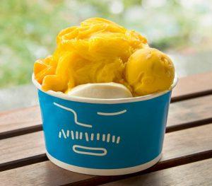 「アイスモンスター」沖縄に台湾で人気のマンゴーかき氷が上陸!