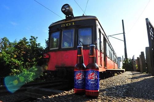 沖縄と銚子のコラボ!オリオン×瑞泉×銚子の誉×銚子ビール飲み比べ