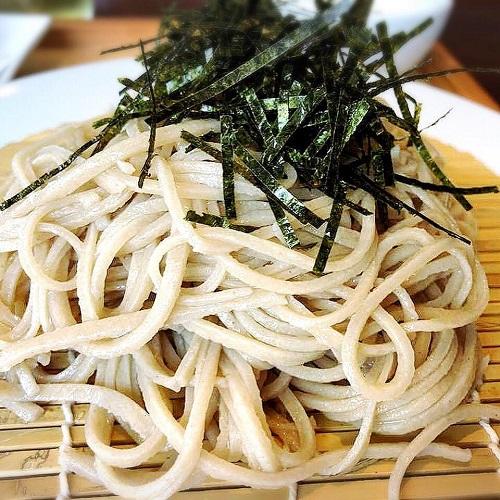 浦添市の外人住宅で絶品日本そばランチ「蕎麦と肴処 和ノ実」のそば