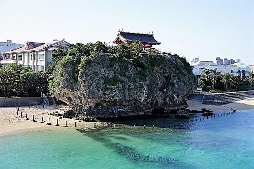 沖縄の御朱印帳を購入したい!波上宮