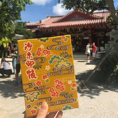 沖縄の御朱印帳を購入したい!とっても素敵な沖縄御朱印帳5選♪