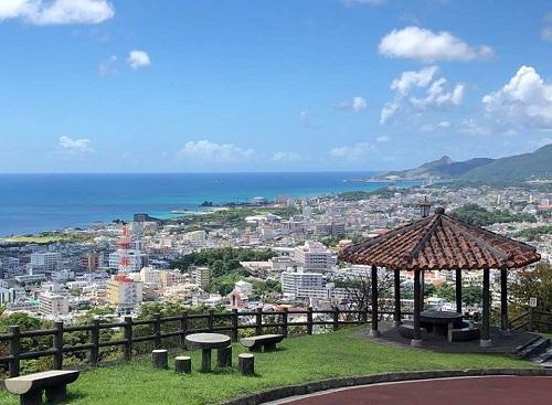 沖縄で絶景の穴場を独り占めにするなら名護城址