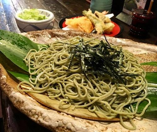 沖縄で美味しい日本蕎麦が食べられるお店5選!久茂地の美濃作