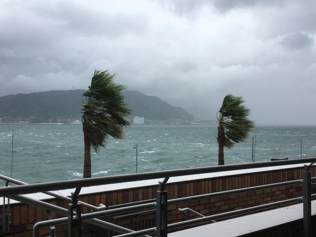 台風24号による被害まとめ 沖縄のホテル・観光施設