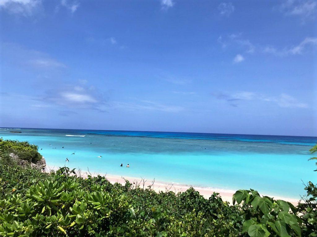 八重山諸島体験記~日本最南端の波照間島ニシ浜ビーチ~