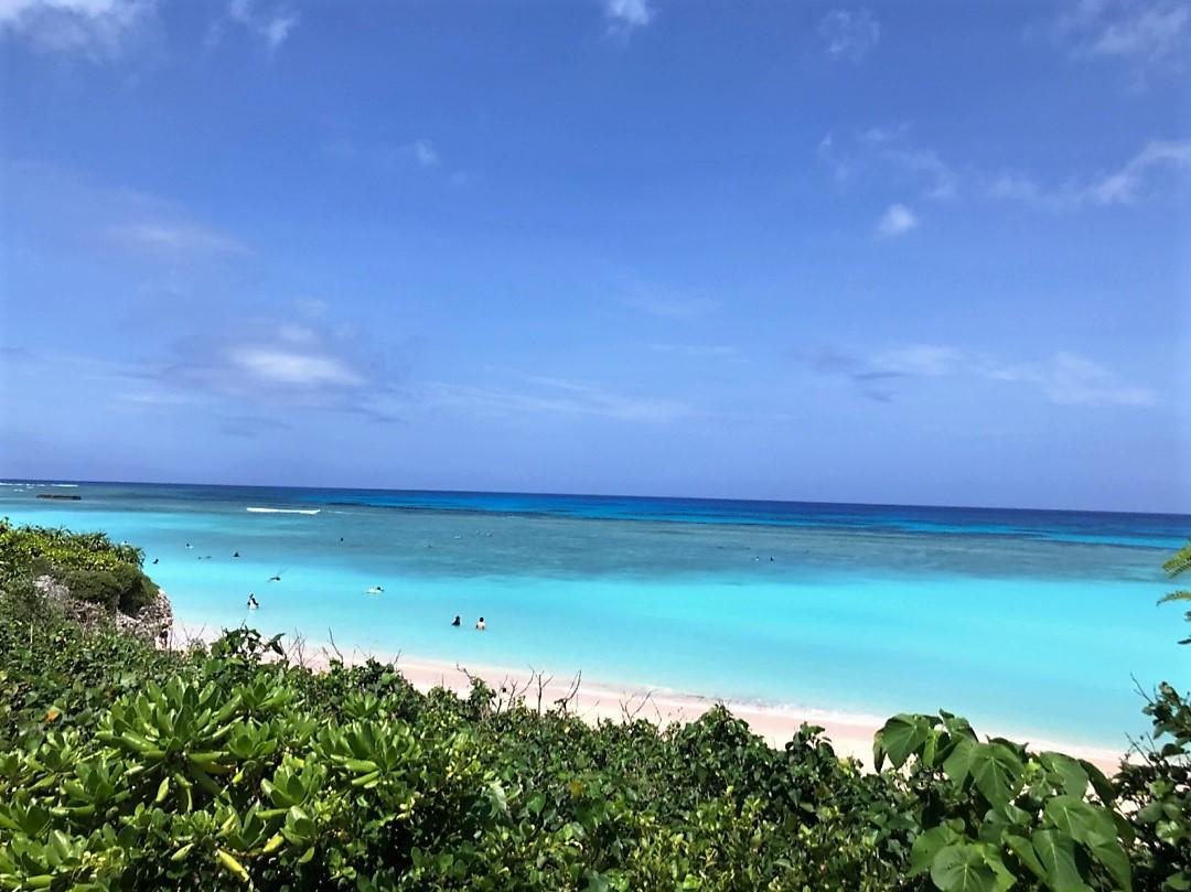 八重山諸島めぐり~日本最南端の波照間島ニシ浜ビーチ~