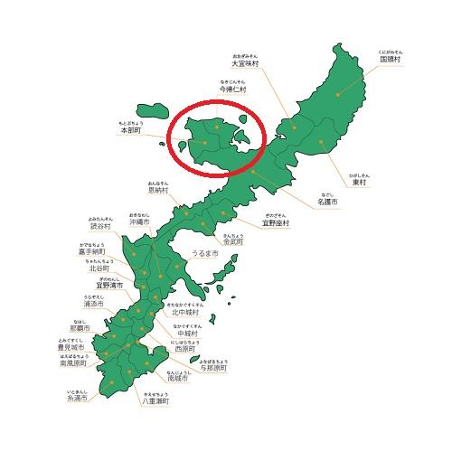 沖縄本島をドライブで巡る北部観光モデルコース