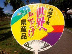 沖縄の産業まつり2018に行ってきました!!