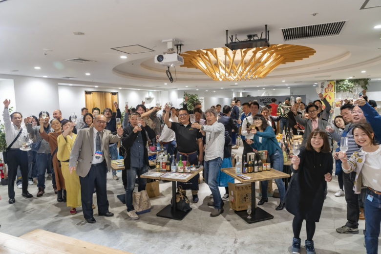 東京泡盛会で多くの蔵元さんと一緒に飲みましょう!